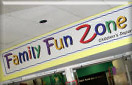 Family Fun Zone at the Library